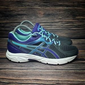 ASICS Gel Contend 2 Sz 7 Running Shoes Sneakers